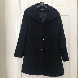 Ellen Tracy wool blended coat